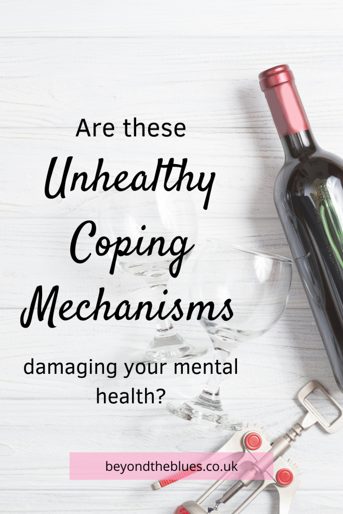 Are these unhealthy coping mechanisms damaging your mental health?