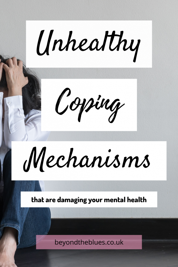 Unhealthy coping mechanisms that are damaging your mental health