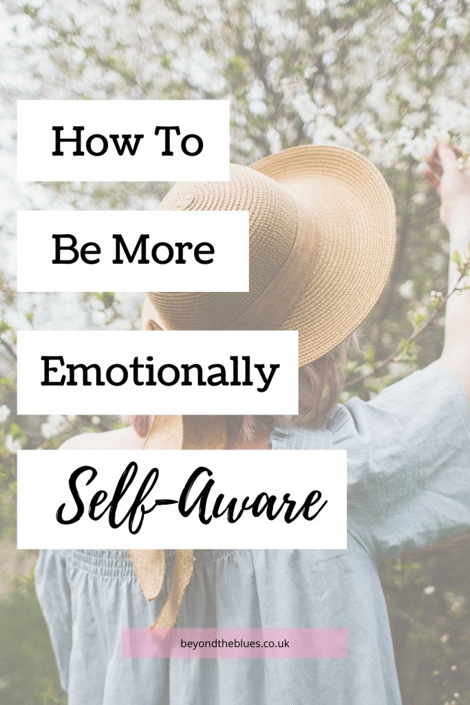 How to be more emotionally self-aware