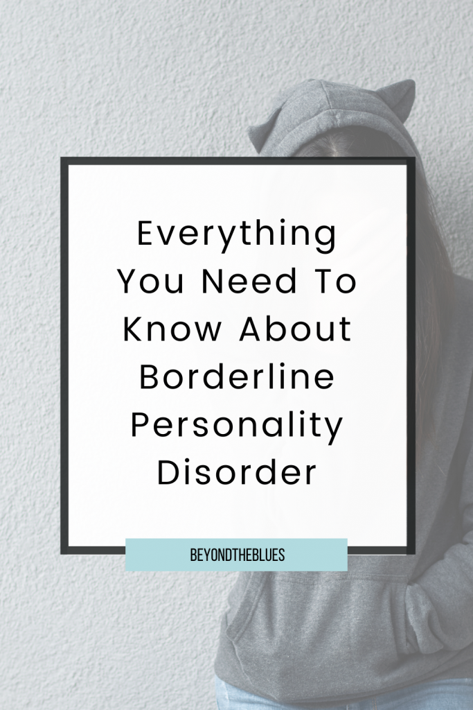 everything you need to know about borderline personality disorder (BPD) #mentalhealth