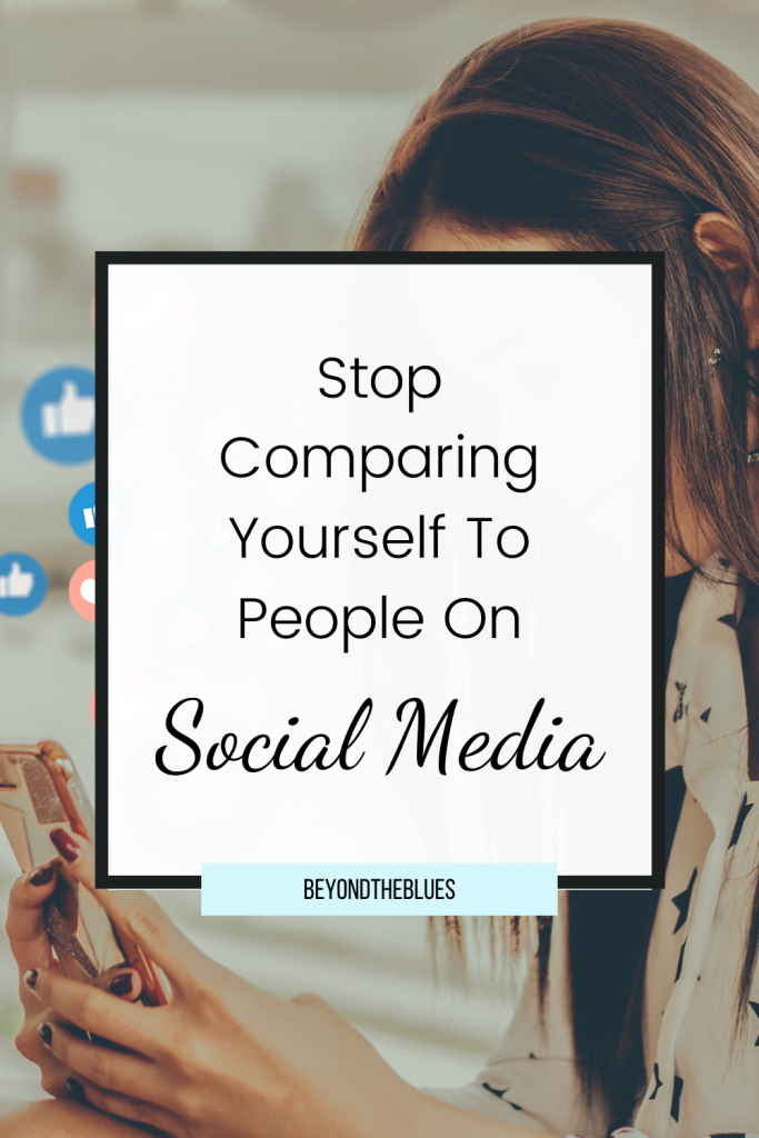 How to stop comparing yourself to others on social media, tackling social media envy and insecurity